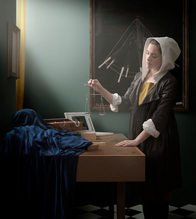 Maisie Broadhead, Which Weigh to Go, 2009. Digital C-Type Print, Edition of 10, 42.5 x 38 cm