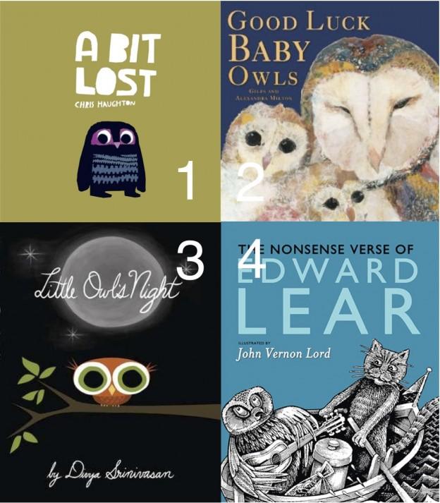 owly books