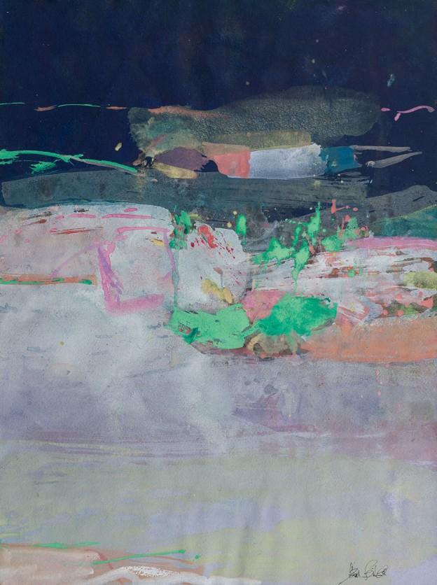 SL 12210 © Saul Leiter HackelBury Fine Art courtesy Howard Greenberg Gallery