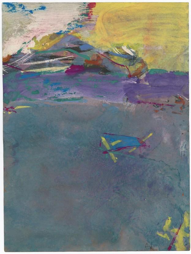 SL 12298 © Saul Leiter HackelBury Fine Art courtesy Howard Greenberg Gallery