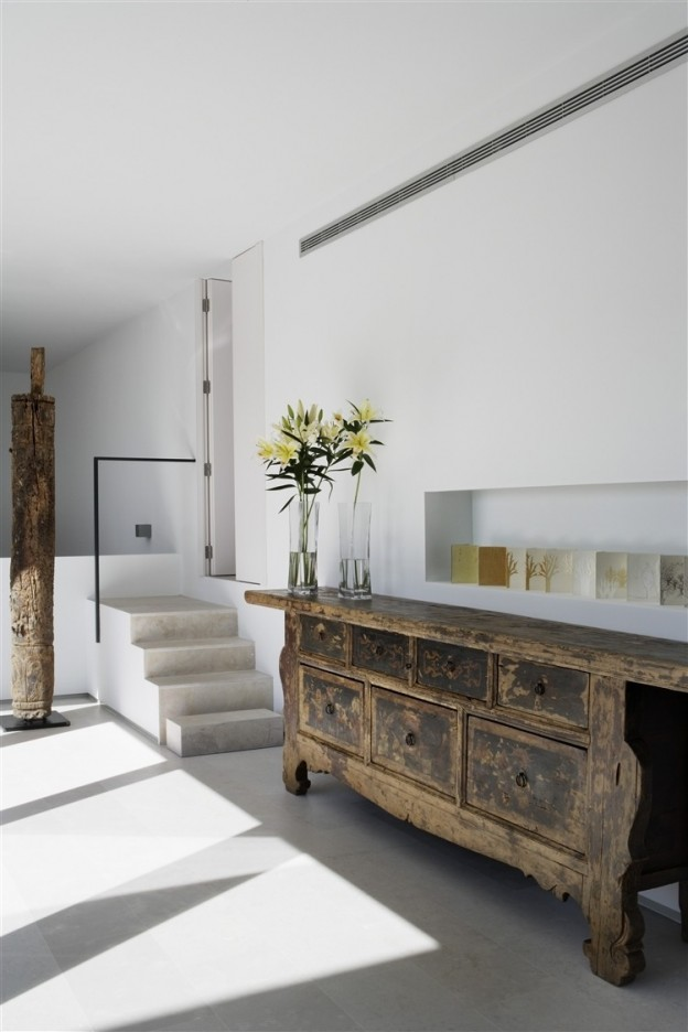 A Madrid Penthouse In White Owl 39 S House London