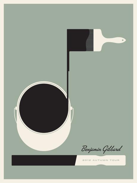 JasonMunn_BenjaminGibbard_Poster