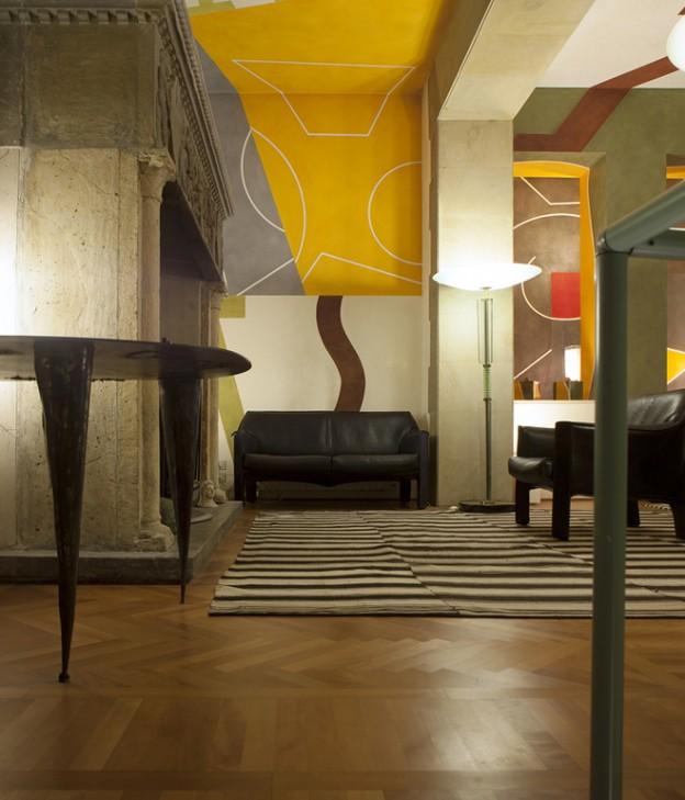 Jean prouve owl 39 s house london for Design vip chambre mario jean