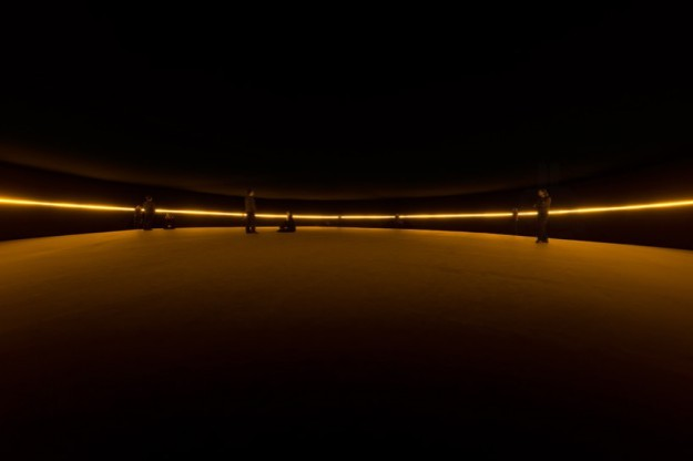 olafur eliasson, contact, 2014 image © iwan baan